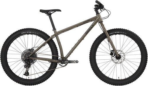 """Surly Karate Monkey 27.5"""" Bicycle, Wet Clay"""