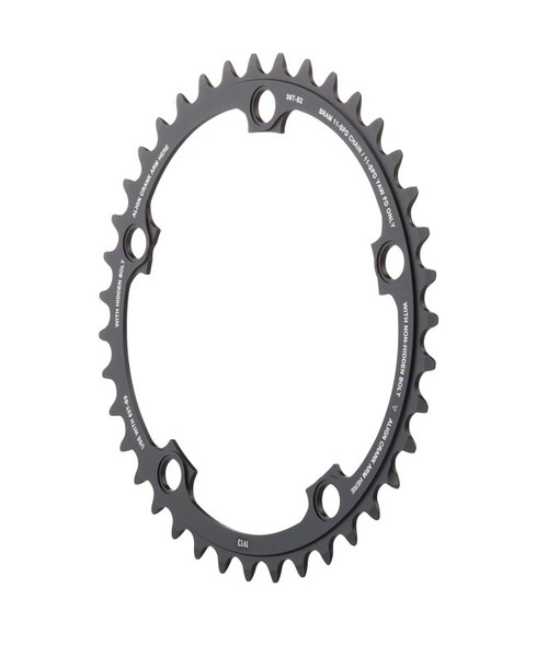 SRAM 11-Speed 39t 130mm Chainring Black, Use with 53t