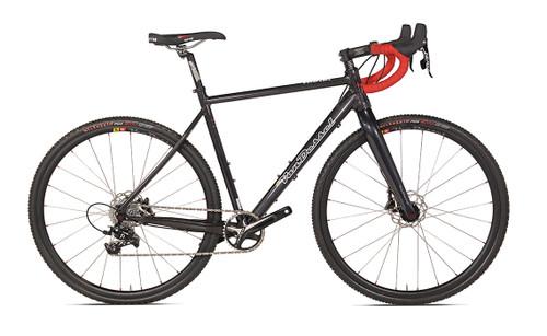 Van Dessel A.D.D. Disc SRAM 22 equipped Aluminum / Carbon Bicycle - Build It Your Way