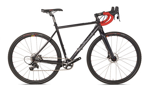 Van Dessel A.D.D. Disc Campagnolo H11 Hydraulic Ergo equipped Aluminum / Carbon Bicycle - Build It Your Way