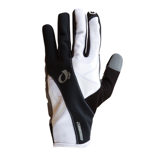 Pearl izumi Women's Cyclone Gel Gloves, Black / White