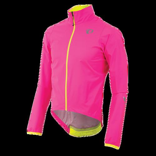 Pearl izumi P.R.O. Aero WxB Men's Jacket, Screaming Pink