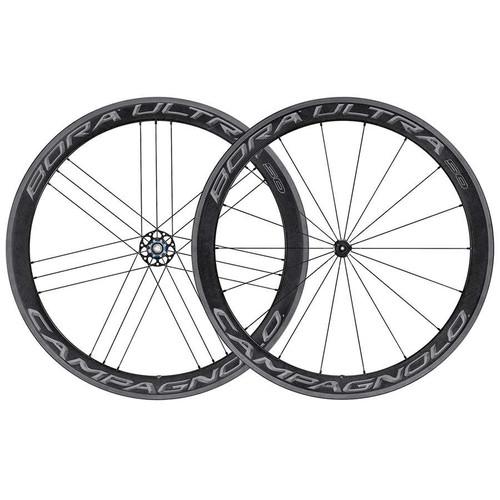 Campagnolo Bora Ultra 50, Tubular, Rim Wheelset