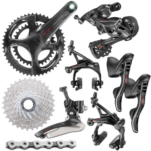 Campagnolo Super Record Ergo 12 Speed Groupset