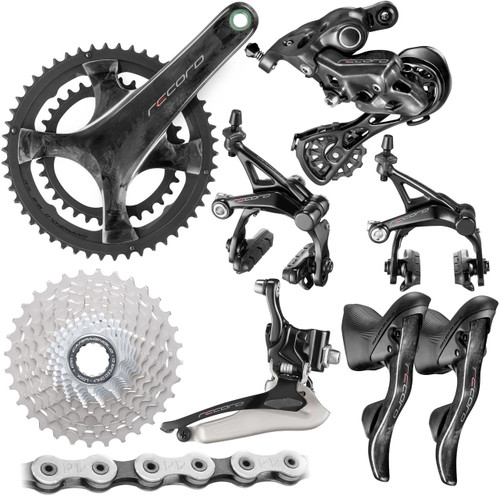 Campagnolo Record Ergo 12 Speed Groupset