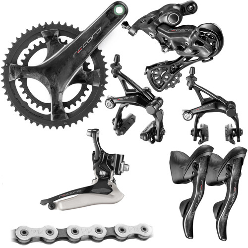 Campagnolo  Record Ergo 12 Speed Groupset (less cassette)