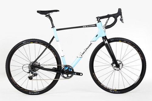 Van Dessel Full Tilt Boogie Disc Shimano Di2 equipped Carbon Bicycle