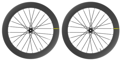 Mavic Comete Pro Carbon UST Disc-brake Wheelset