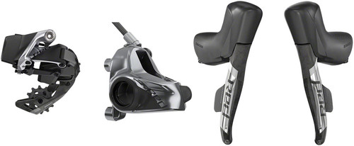 SRAM RED AXS eTap Road 1x Hydraulic Flat Mount Conversion Kit