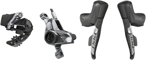 SRAM RED AXS eTap Road 1x Hydraulic Post Mount Conversion Kit