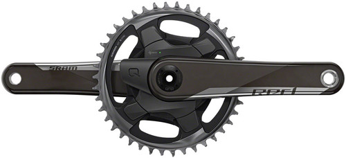 SRAM Red 1 AXS Power Meter Crankset, DUB Spindle, D1