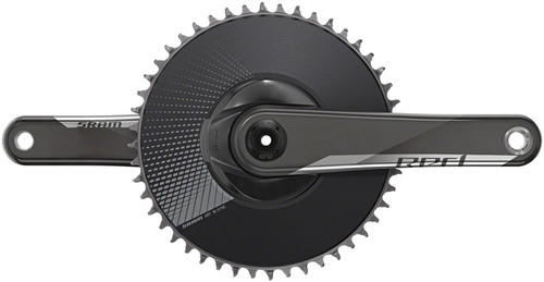 SRAM Red 1 AXS Aero Crankset, DUB Spindle, D1