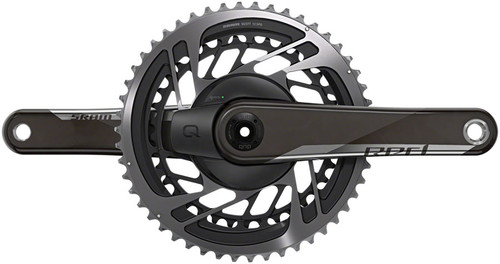 SRAM Red 2x AXS Power Meter Crankset, DUB Spindle, D1
