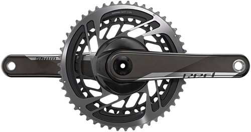 SRAM Red 2x AXS Crankset, DUB Spindle, D1
