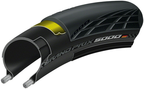 Continental Grand Prix 5000 Clincher Tire