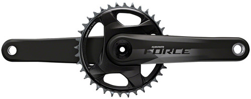 SRAM Force 1x AXS Crankset, DUB Spindle, D1