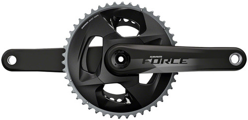 SRAM Force 2x AXS Crankset, DUB Spindle, D1