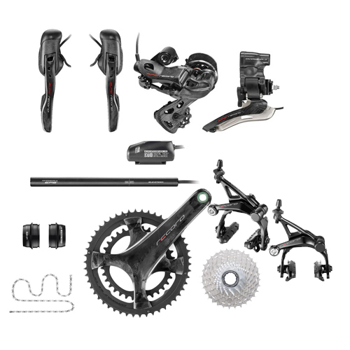 Campagnolo Super Record / Record EPS V4 12 Speed Groupset - 500
