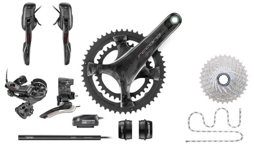 Campagnolo Super Record / Record EPS V4 12 Speed Groupset (less calipers)