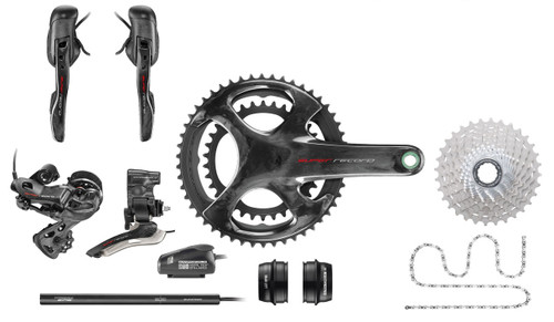 Campagnolo Super Record EPS V3 12 Speed Groupset (less calipers)
