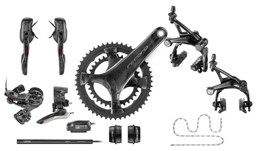 Campagnolo Super Record / Record EPS V4 12 Speed Groupset (less cassette)