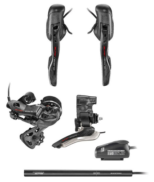 Campagnolo Super Record EPS V4 12 Speed Conversion Kit