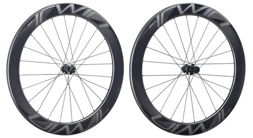 Irwin AON DX 60 Carbon Road Disc Brake Front Wheelset