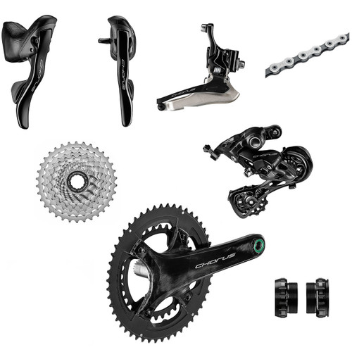 Campagnolo Chorus Ergo 12 Speed Groupset - Less Calipers