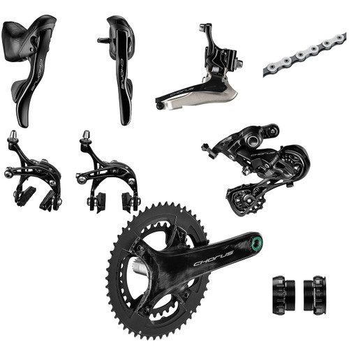 Campagnolo Chorus Ergo 12 Speed Groupset (less cassette) - 2020