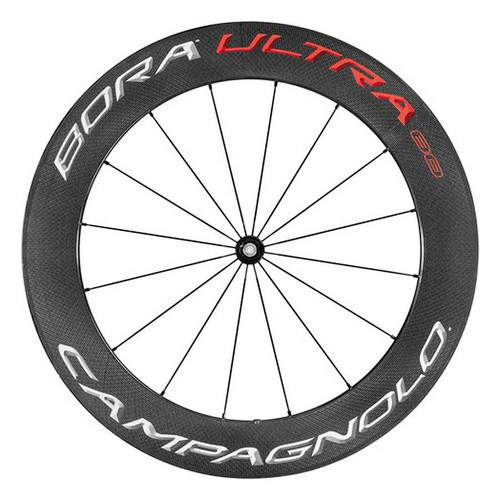 Campagnolo Bora Ultra 80 Front Time Trial Wheel, Tubular