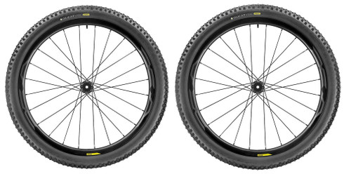 "Mavic XA Pro Carbon 27.5"" Disc Wheelset"