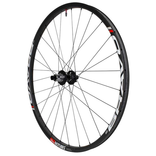 "Stan's No Tubes Bravo Pro 27.5"" HG Rear Wheel"