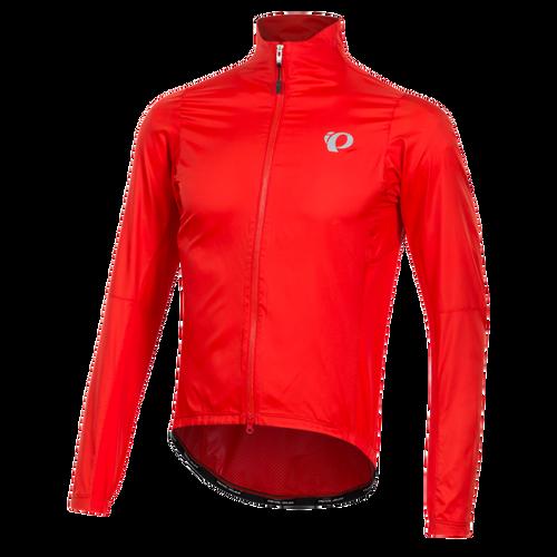 Pearl izumi Elite Prusuit Hybrid Jacket, Torch Red