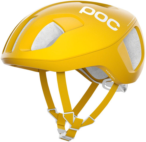 POC Ventral SPIN Helmet, yellow