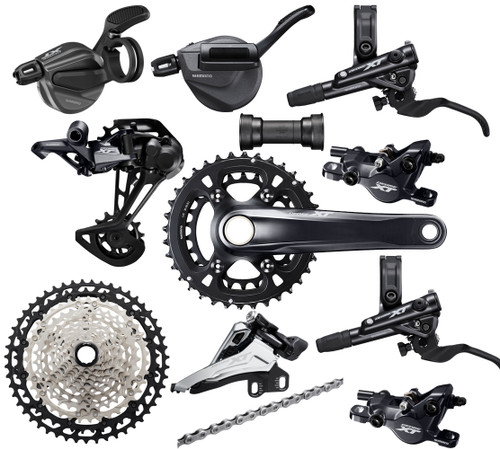 Shimano Deore XT M8100 12 Speed Groupset