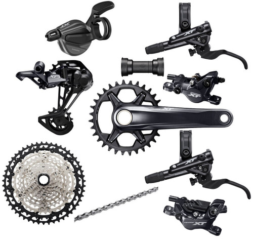 Shimano Deore XT M8100 | M8120 1x12 Speed Groupset