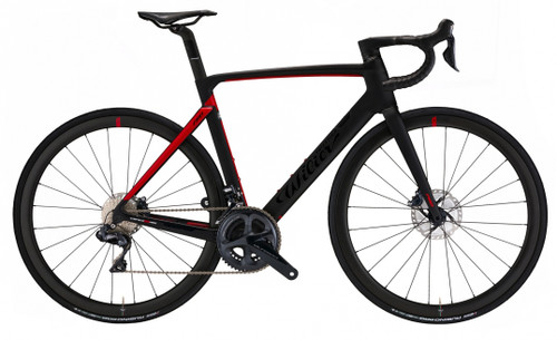 Wilier Disc SRAM 22 Hydraulic equipped Carbon Bicycle, Black