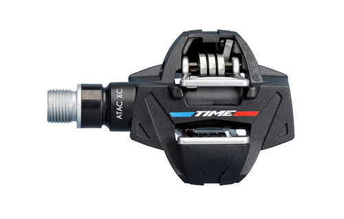 """Time XC 6 Pedals - Dual Sided Clipless, Composite, 9/16"""", Black"""