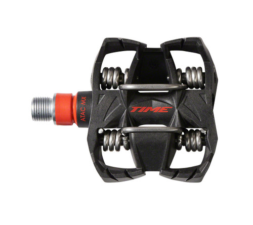 Time ATAC MX 8 Pedals and Cleats