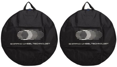 Two Shimano Technology Wheel Bags Sale