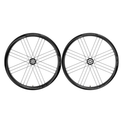 Campagnolo Shamal Carbon, 2-Way Fit, Disc-brake Wheelset