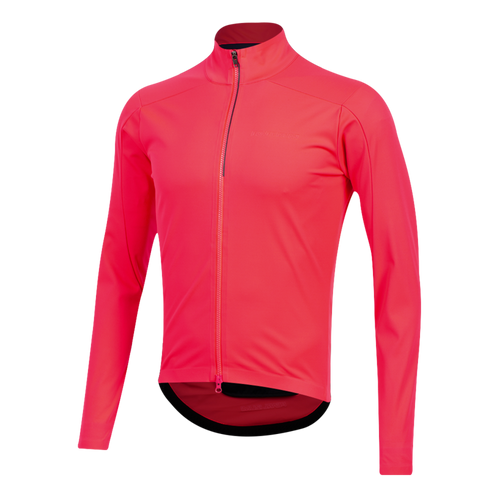 Pearl izumi P.R.O. AmFib Shell Men's Jacket, Atomic Red, Front