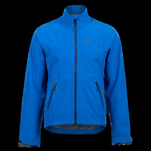 Pearl izumi Monsoon WxB Men's Jacket, Lapis / Navy, Front