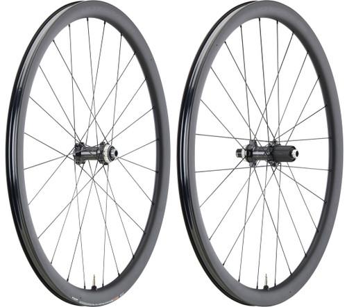 Shimano Ultegra R8170 C36, Tubeless Clincher, Disc-brake Wheelset