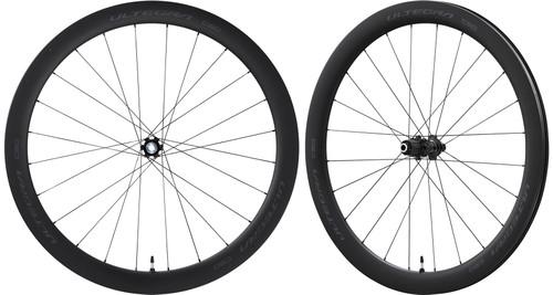 Shimano Ultegra R8170 C50, Tubeless Clincher, Disc-brake Wheelset