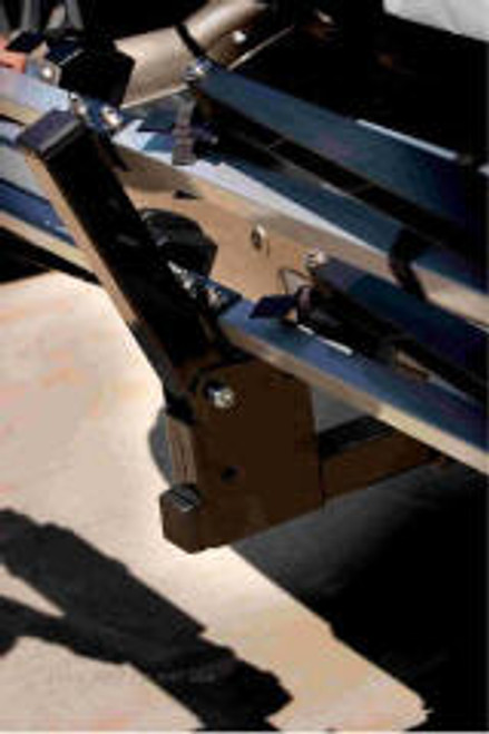 "Raxter Folding Assembly for 2"" Hitch"