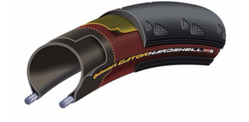 Continental Gator Hardshell Clincher Tire