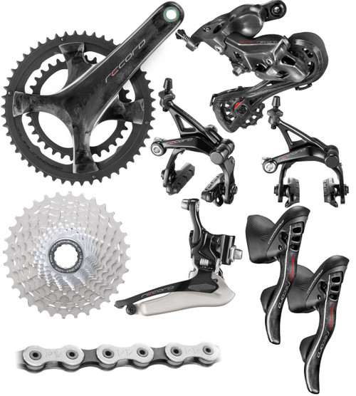 Campagnolo Super Record / Record Ergo 12 Speed Groupset