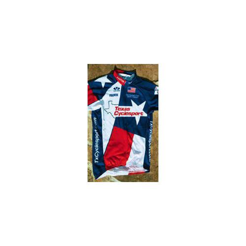 Texas Cyclesport Team Men's Jersey