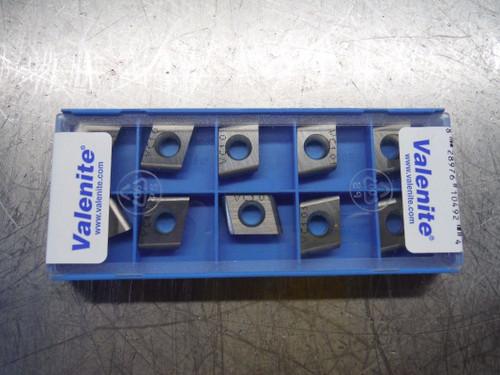 Valenite Carbide Inserts Qty10 CDEW 322.44R VC101 (LOC2596)
